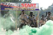 FPU 3 MINUSCA Hadapi Konflik Antar Distrik, Teror dan Lemparan Granat di Jalan Juang
