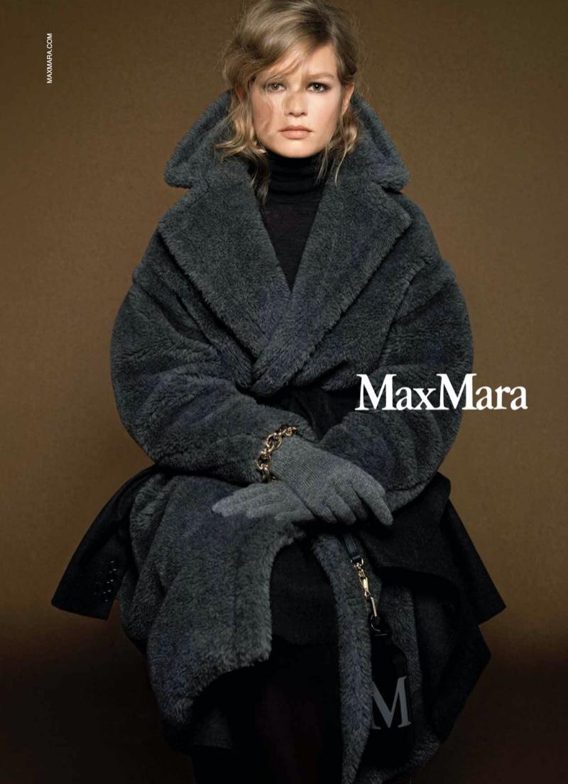 Max Mara Fall/Winter 2020 Campaign