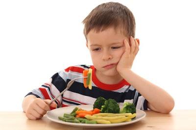 Anak Kurang Nafsu Makan? Coba Lakukan Hal Berikut!