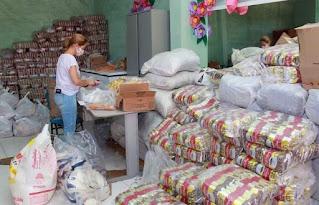 Prefeitura de Piatã vai distribuir kits de alimentos para alunos da Rede Municipal