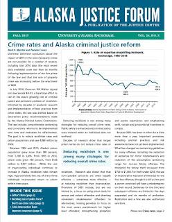 Alaska Justice Forum