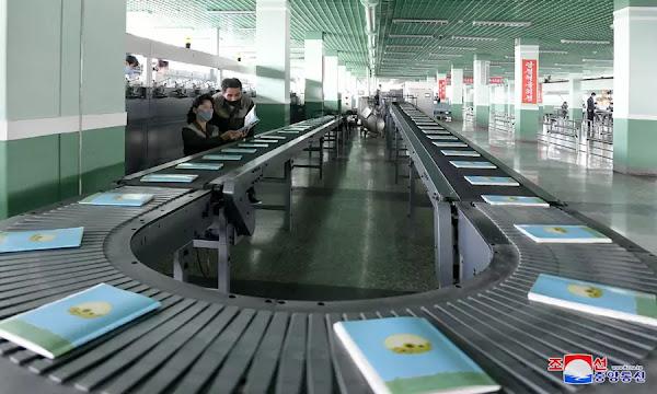 Educational Books Printing Plant