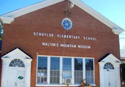 The Walton's Mountain Museum in Schuyler Virginia
