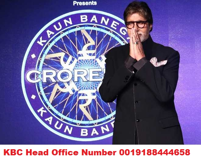 Kbc Whatsapp number 0019188444658