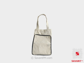 Zippered Foldable Tote Bag Philippines