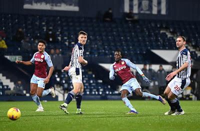 ملخص واهداف مباراة استون فيلا ووست بروميتش (3-0) الدوري الانجليزي