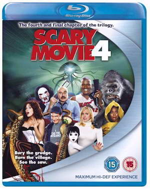 Scary Movie 4 2006 Unrated 480p 250mb Blu Ray Hindi