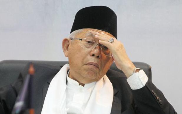 Ma'ruf Amin: Yusril Sudah Tak Sejalan Lagi dengan HTI
