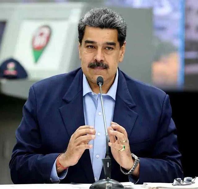Maduro justificou a orgia porque os jovens 'não sabiam que estavam doentes'.