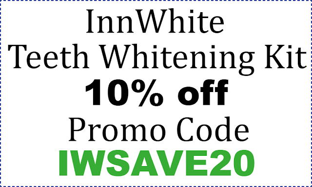 InnWhite Promo Code 2019, InnWhite Referral Code 2019, InnWhite Discount Code