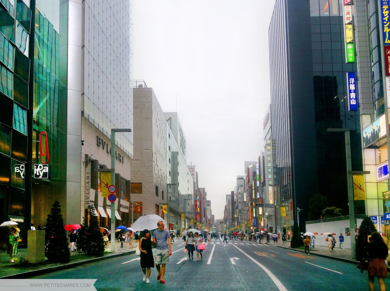 travel ginza