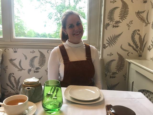 Afternoon Tea, Woughton House, Milton Keynes, Date,