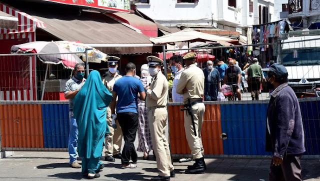 المغرب / تقييم فيروس كورونا: مع إصابة 1217 إصابة خلال 24 ساعة ، تجاوزت المملكة 400 ألف إصابة