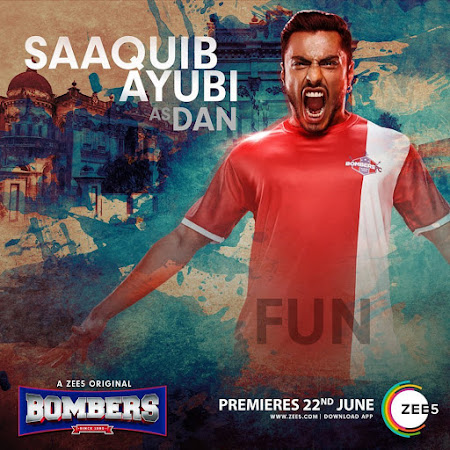 Poster Of Bombers Season 01 2019 Watch Online Free Download