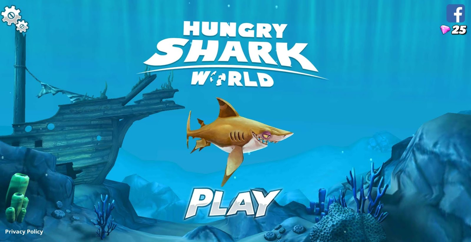 hungry shark world hack download apk