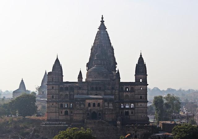 Chaturbhuj Temple, Orchha, Madhya Pradesh