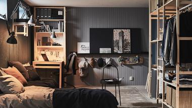 El dormitorio perfecto para un adolescente