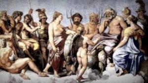 Ελληνική μυθολογία, η πρώτη καταγεγραμμένη ιστορία του ανθρώπου