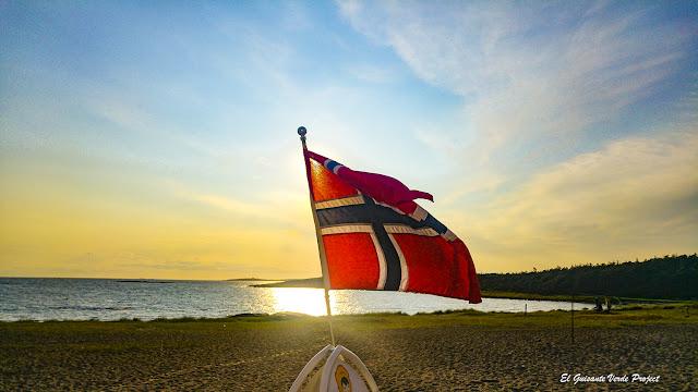 Atardecer en Ytre Hvaler Najsonal Park - Noruega, por El Guisante Verde Project