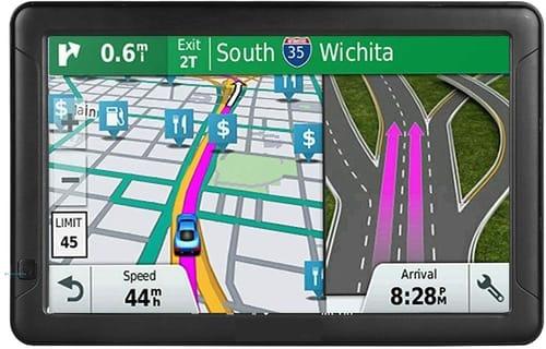 LONGRUF 8GB-256MB Car GPS Navigation