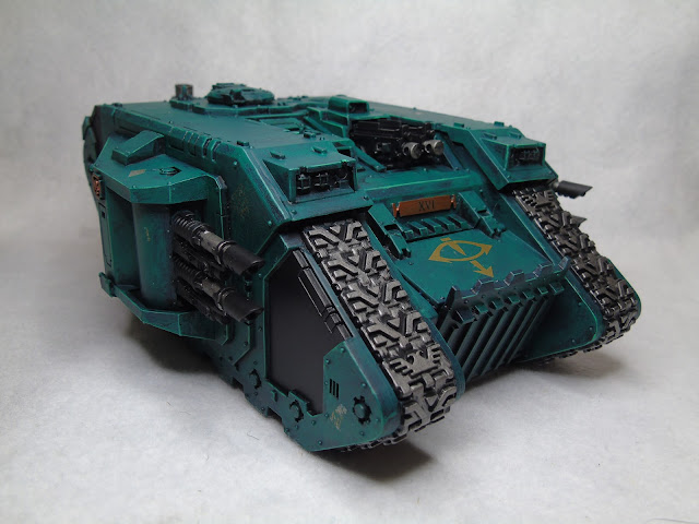 Sons of horus landraider land raider MKIIB
