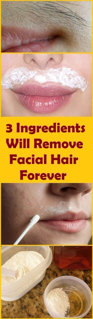 Best Way To Remove Facial Hair Woman