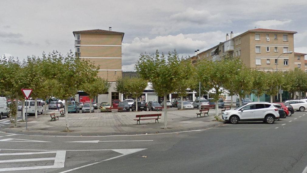 Asesinan en Pamplona a una anciana al robarle el bolso mediante el método del tirón