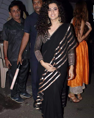 Taapsee Pannu at Diwali Bash
