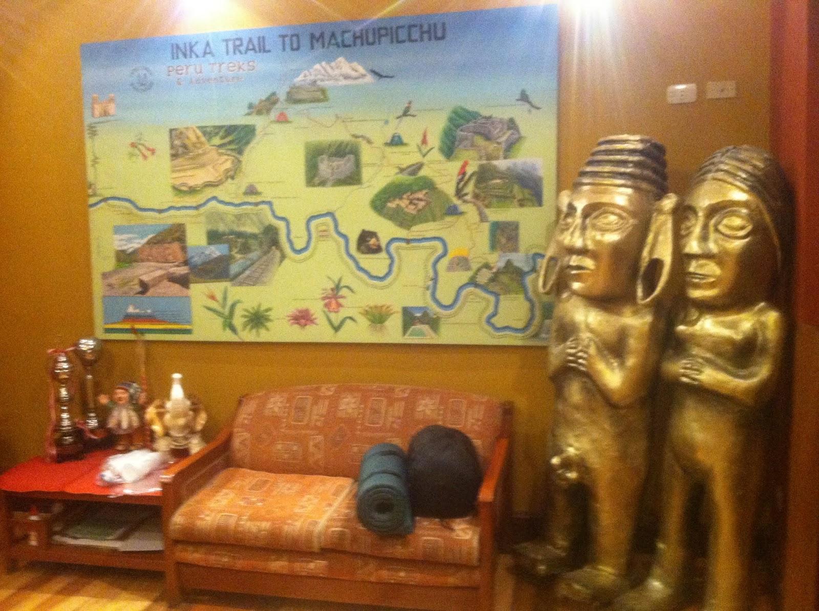 Mike Jutan\'s World: Peru/Brazil/Argentina Day 2: Lima to Cusco