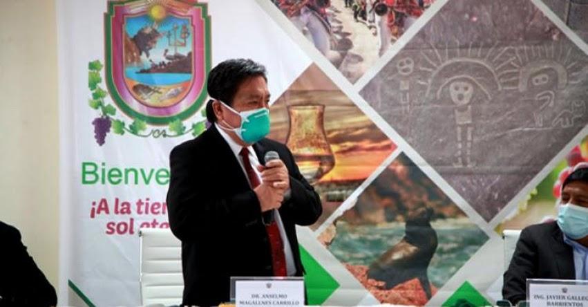 UNICA: Universidad Nacional San Luis Gonzaga de Ica inició nuevo proceso de licenciamiento