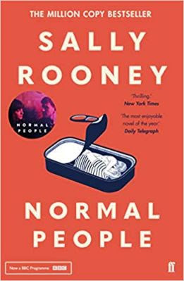 Normal People - Sally Rooney - I didn't enjoy it at all.