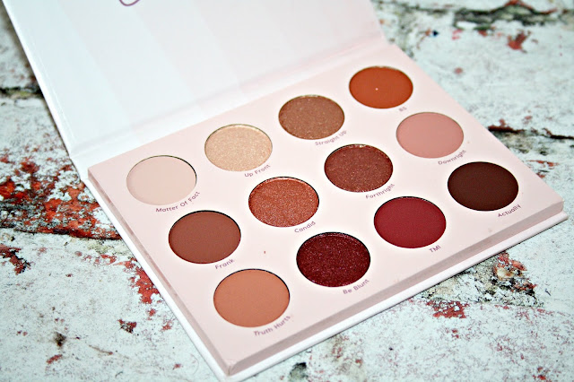 Colourpop 'Give It To Me Straight' Eyeshadow Palette