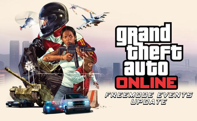 Kemi Online ♥: GTA Online - Freemode Events Week