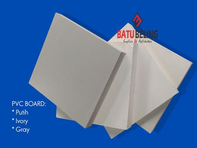 PVC Board Super Murah