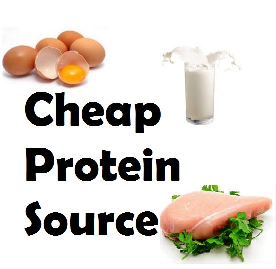 20 Makanan Tinggi Protein Yang Murah - Get Fit ID
