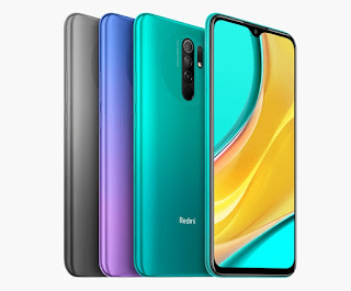 Redmi 9 full specifications