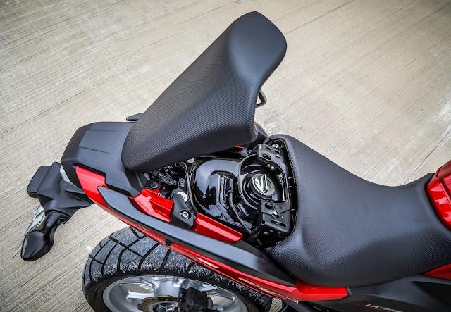 Honda NC 750 X 2020: fotos, preços e especificações técnicas