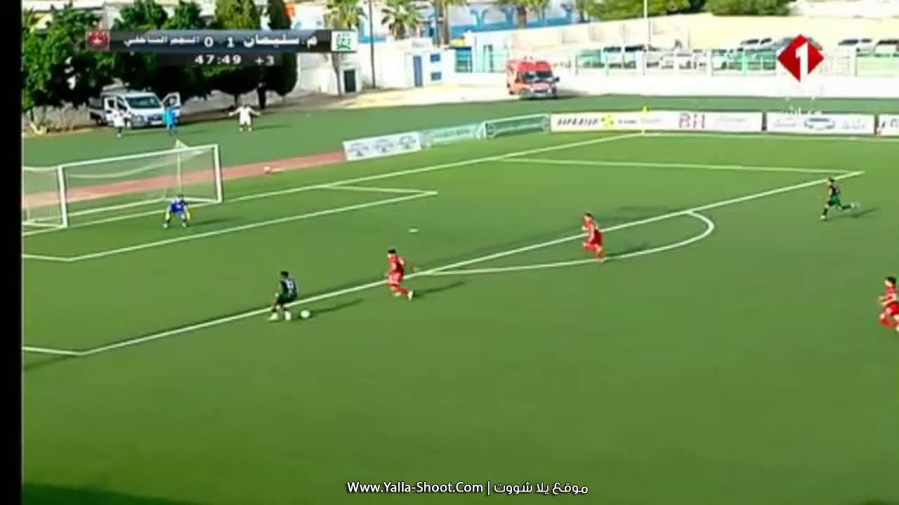 مشاهدة هدف مستقبل سليمان والنجم الرياضي الساحلي بتاريخ 2020-08-22 الرابطة التونسية لكرة القدم