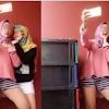 Atas Kerudung Bawah Warung! Kelakuan Dua Wanita Ini Bikin Emosi