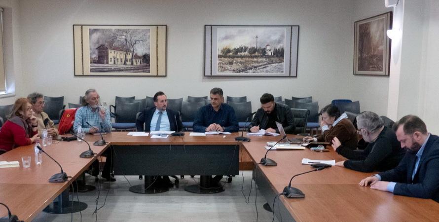 Ευρεία σύσκεψη για την ανάδειξη και αξιοποίηση των μεταλλείων της Κίρκης Αλεξανδρούπολης ως νεώτερο μνημείο