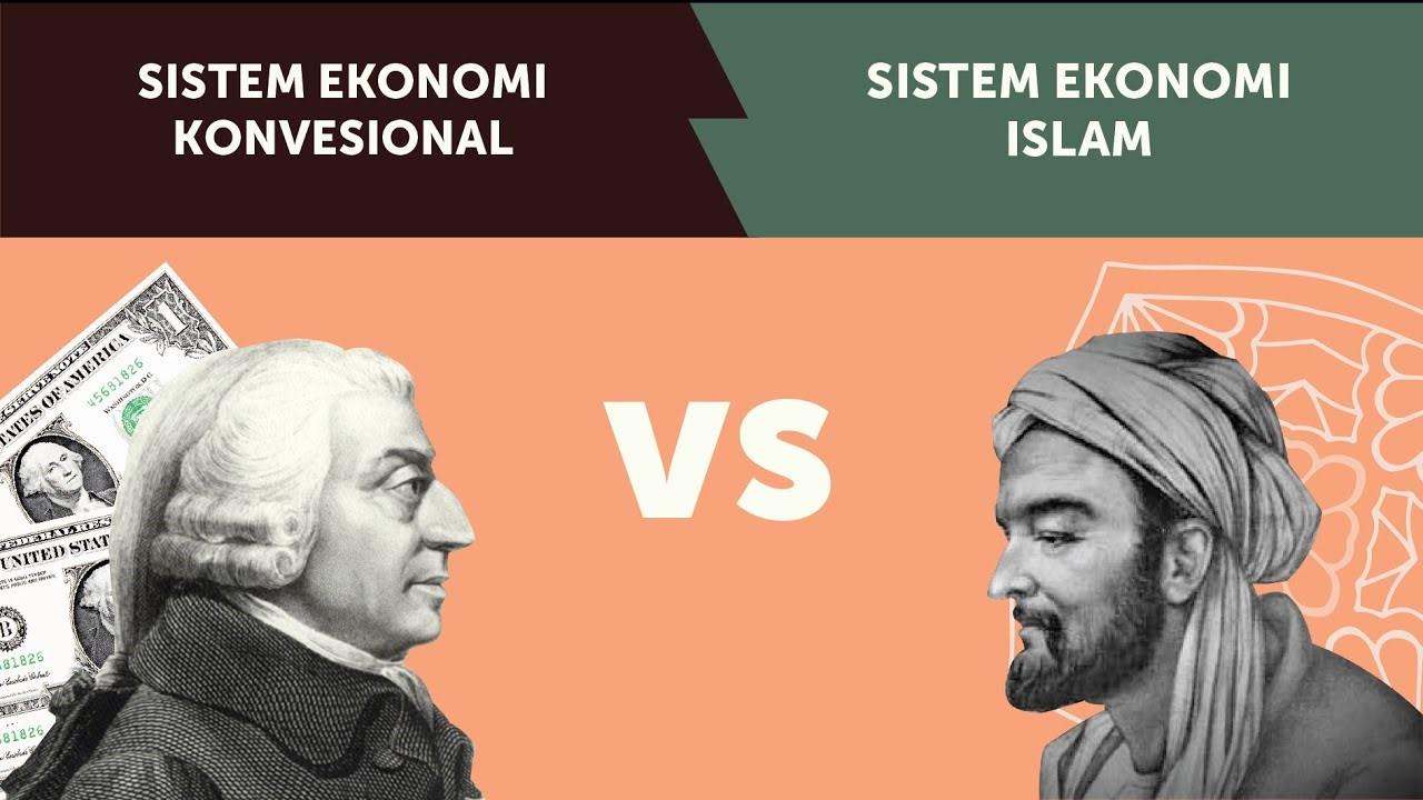 Ekonomi syariah atau sistem ekonomi koperasi berbeda dengan kapitalisme, sosialisme, atau juga negara kesejahteraan (welfare state). PERBEDAAN EKONOMI KONVENSIONAL DAN EKONOMI SYARIAH - Warta