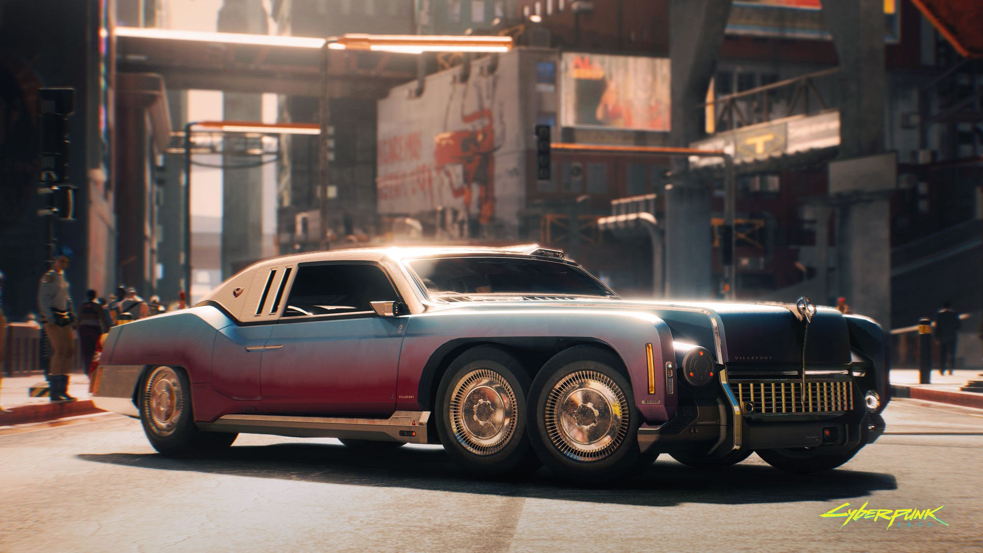 Complete list of cars. How to buy cars and motorcycles in Cyberpunk 2077