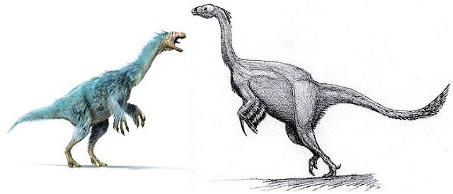 Alxasaurus Dinozoru