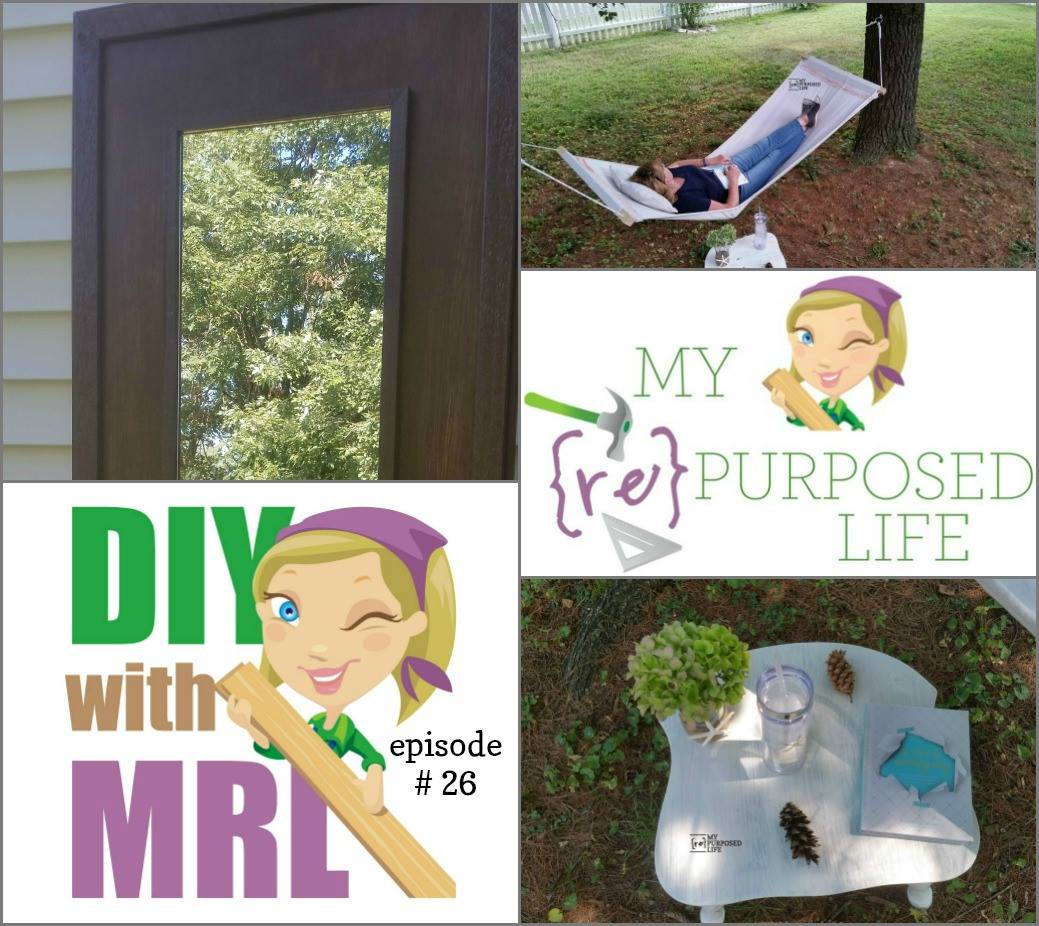 What's new at My Repurposed Life