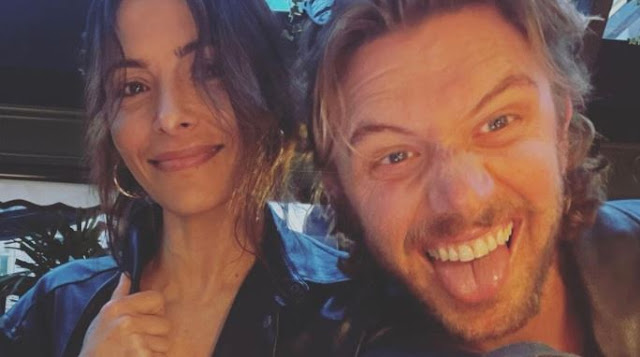 Sarah Shahi: Is she in a relationship with Adam Demos?
