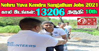 NYKS Recruitment 2021 13206 Volunteer Posts