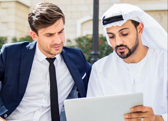 7 نصائح لممارسة الأعمال التجارية في الشرق الأوسط