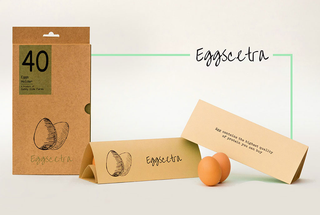 Inspirasi Desain Kemasan Packaging - Eggscetra – Egg