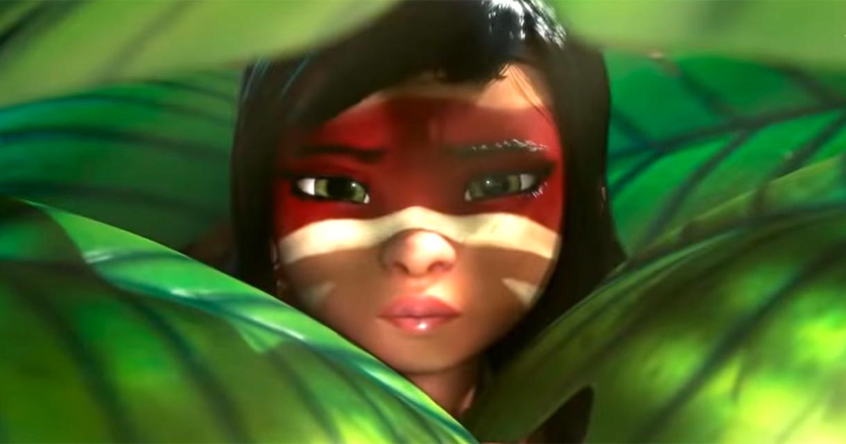 Ainbo - A Guerreira da Amazônia - Trailer 1