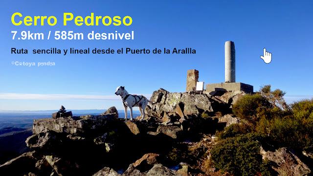 Ruta al Cerro Pedroso